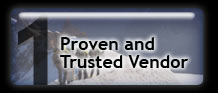 Proven and Trusted Vendor